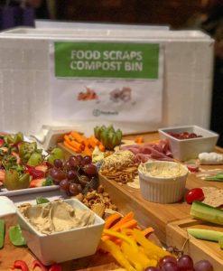 Closing The Loop Film Screening Circular Economy Low Waste Event Composting