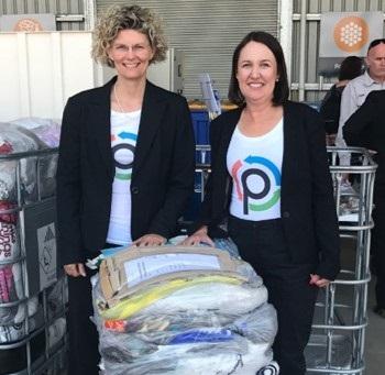 Plastic Police Baled Soft Plastics