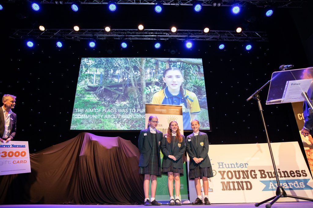 Holy Family school wins award for recycling soft plastic
